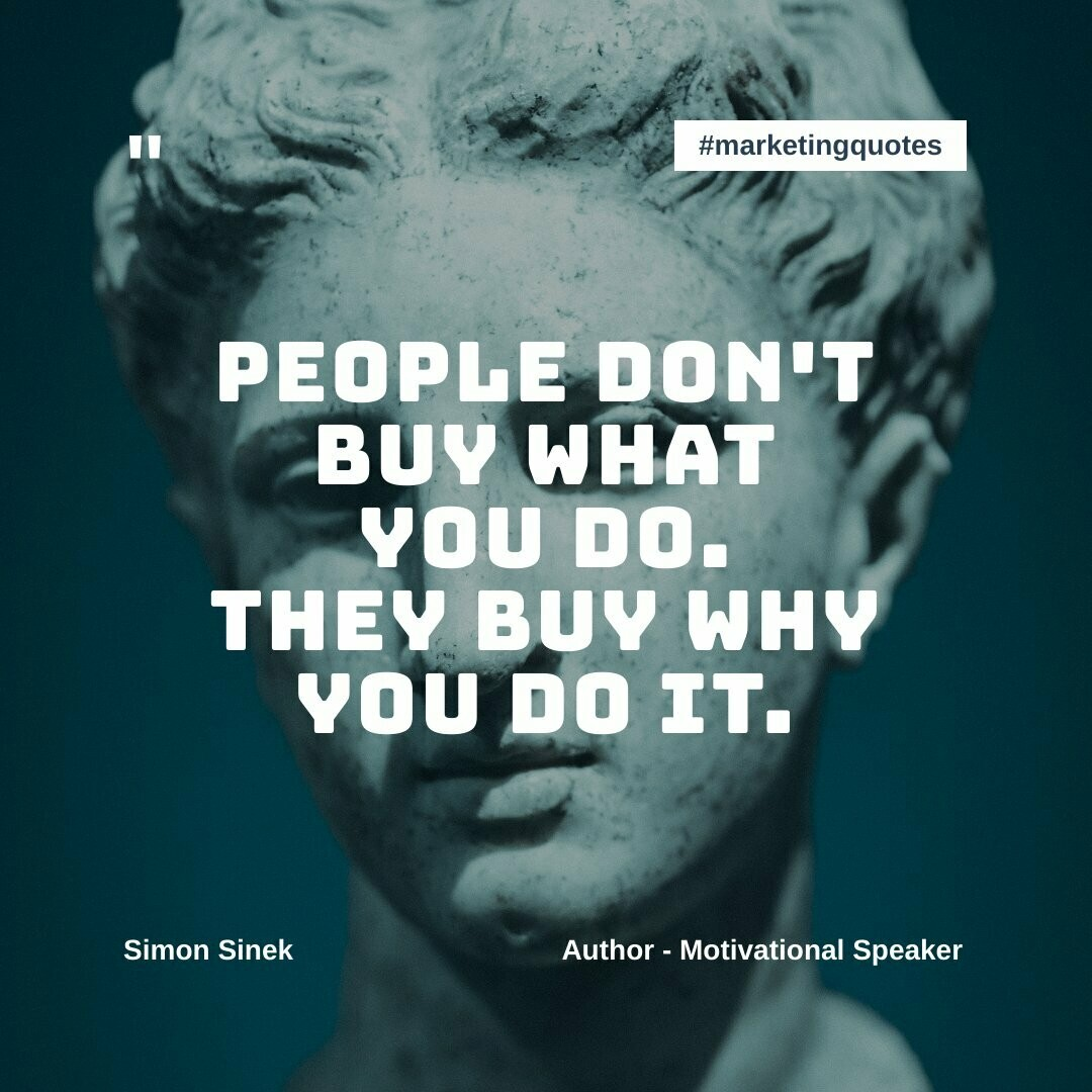 Marketing Quote 02 Instagram Post