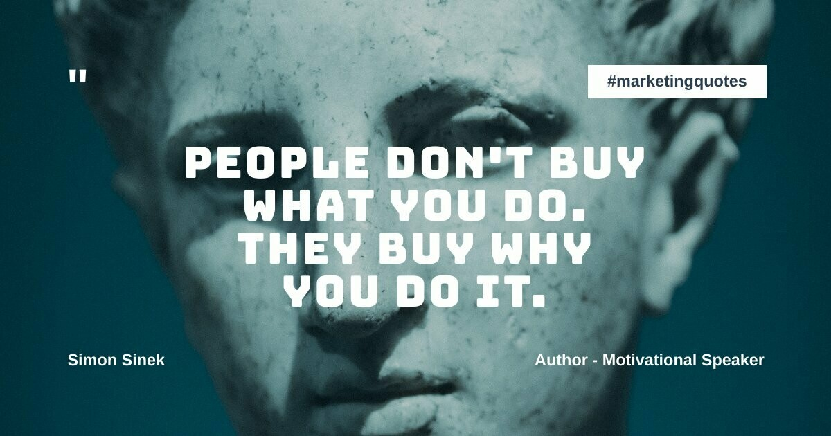 Marketing Quote 02 Facebook Post