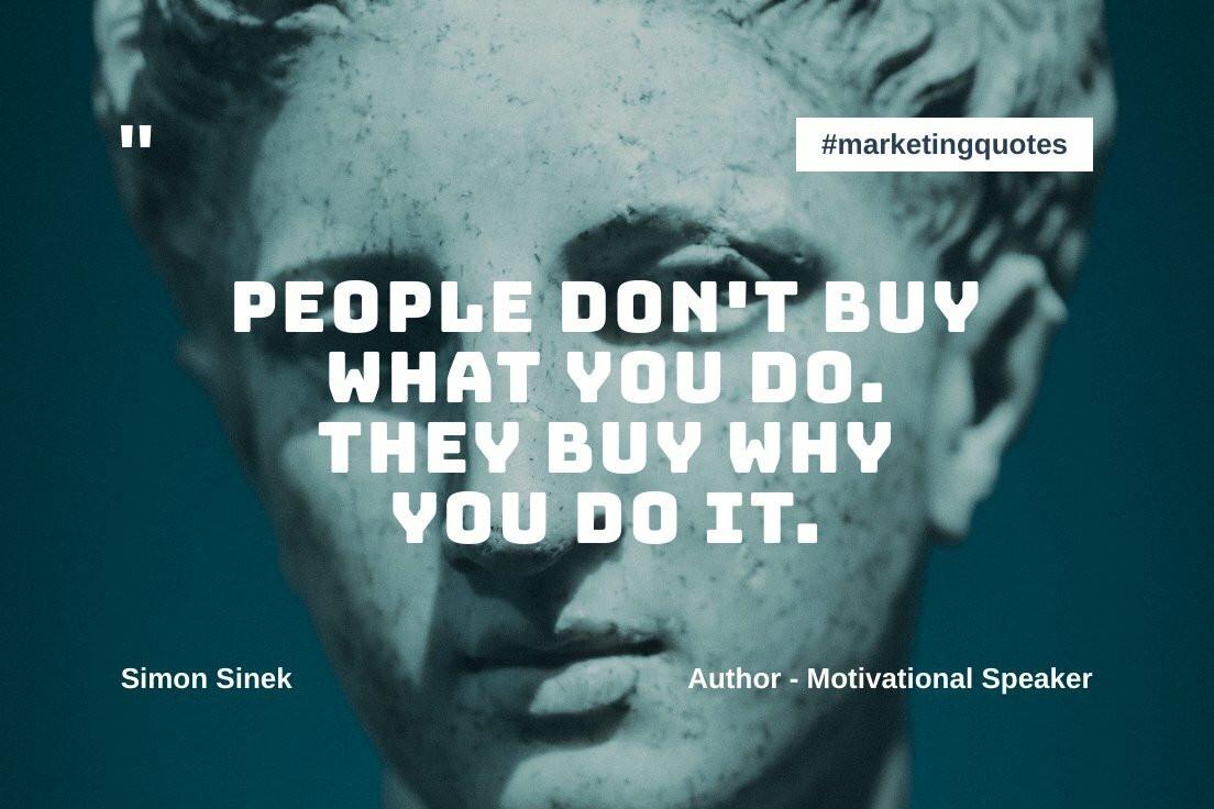 Marketing Quote 02 LinkedIn Post